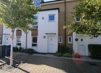 Thumbnail 4 bed terraced house for sale in Saxton Close, Grays, London