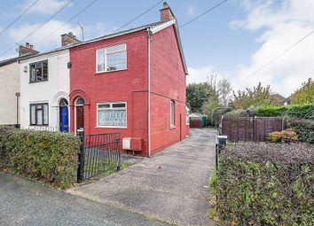 Thumbnail 2 bed semi-detached house for sale in Linnards Lane, Wincham, Northwich