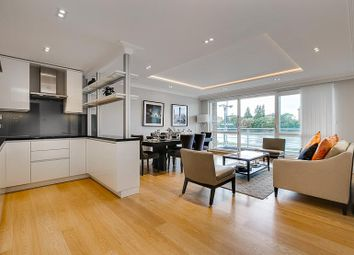 Thumbnail 4 bed flat for sale in King Henry's Reach, Manbre Road, London