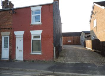 Thumbnail 2 bed end terrace house to rent in Hereward Street, Bourne, Lincolnshire