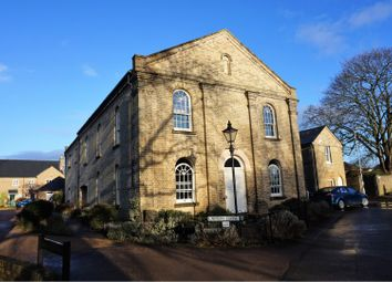 Thumbnail 2 bed flat for sale in Lawson Close, Cambridge