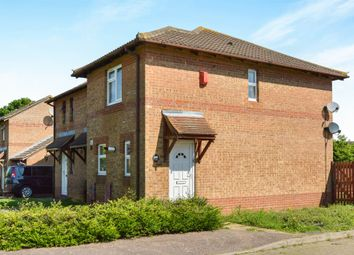 Thumbnail 2 bed semi-detached house for sale in Wynyard Court, Oldbrook, Milton Keynes