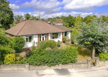 Thumbnail 3 bed detached bungalow for sale in Rossett Crescent, Harrogate, North Yorkshire
