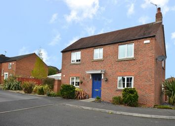 Thumbnail 3 bed detached house for sale in Poppyfields, Marehay, Ripley