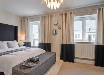 Thumbnail 2 bed flat for sale in Swales Drive, London