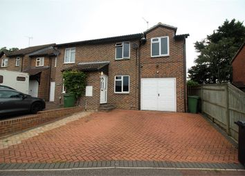 Thumbnail 4 bedroom semi-detached house for sale in Camden Place, Calcot, Reading, Berkshire