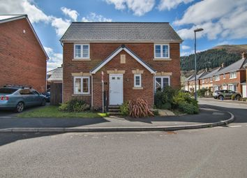 Thumbnail 4 bed detached house for sale in Punchbowl View, Llanfoist, Abergavenny