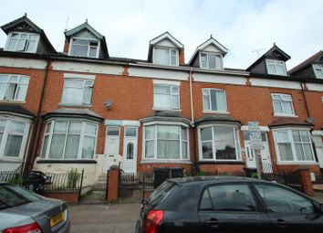 Thumbnail 4 bed terraced house for sale in East Park Road, Leicester