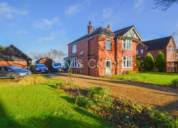 Thumbnail 3 bed detached house for sale in Stonegate, Cowbit, Spalding