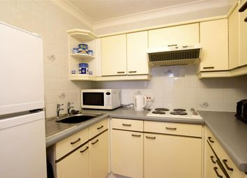 Thumbnail 2 bed flat for sale in Claremont Road, Seaford, East Sussex