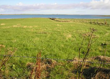 Thumbnail Land for sale in Site Adjacent To Russ Ness Beach, Sanday, Orkney