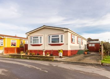 Thumbnail 2 bed mobile/park home for sale in Naish Estate, New Milton