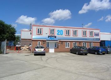 Thumbnail Light industrial to let in Unit 20, Grange Way, Colchester, Essex