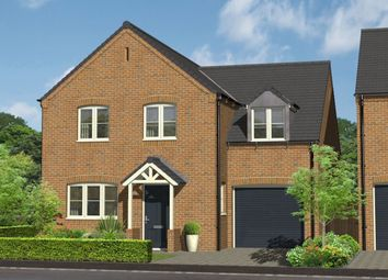 Thumbnail 4 bed detached house for sale in - Church View Repton Road, Willington, Derby