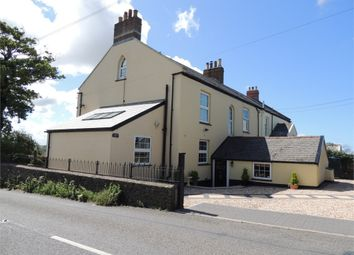 Thumbnail 5 bed semi-detached house for sale in Newton Tracey, Newton Tracey, Barnstaple, Devon