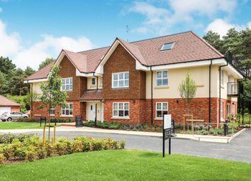 Thumbnail 1 bed flat for sale in Chantry Court, Broadbridge Heath, Horsham