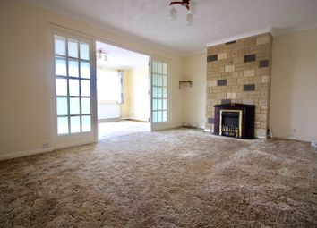 Thumbnail 3 bedroom detached bungalow for sale in Valley Close, Newhaven