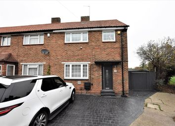 Thumbnail 2 bed end terrace house for sale in Groombridge Close, Welling