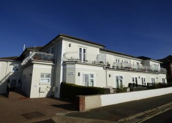 Thumbnail 2 bed flat to rent in Cliff Road, Sandown