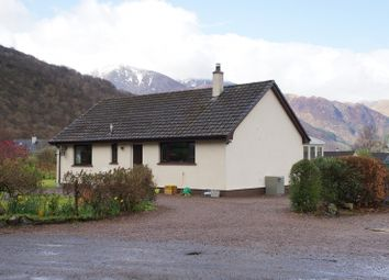 Thumbnail 3 bed bungalow for sale in Glencoe, Highlands