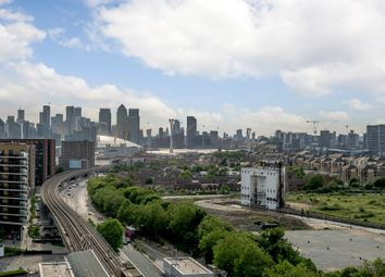 Thumbnail 2 bed flat for sale in Bramwell Way, Silvertown
