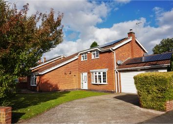 Thumbnail 4 bed detached house for sale in Towles Pastures, Castle Donington