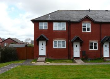 Thumbnail 3 bed end terrace house to rent in Vyvyan Court, Fore Street, Heavitree, Exeter