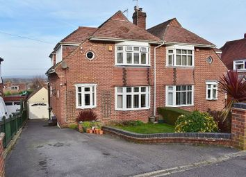 Thumbnail 3 bed property for sale in Hilltop Crescent, East Cosham, Portsmouth