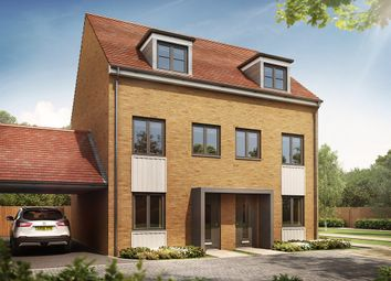 "Thumbnail 3 bed semi-detached house for sale in ""The Greyfriars"" at Old Oak Way, Harlow"