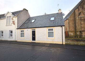 Thumbnail 3 bed end terrace house for sale in Angle Street, Stonehouse, Larkhall, South Lanarkshire