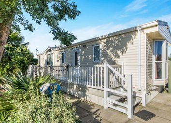 Thumbnail 2 bed mobile/park home for sale in Barkham Arms Caravan Park, Wainfleet Bank, Wainfleet St. Mary