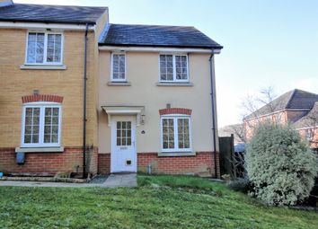 Thumbnail 2 bedroom end terrace house to rent in Silver Birch Way, Whiteley, Fareham