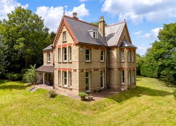 Thumbnail 6 bed detached house for sale in Church Lane, Sawston, Cambridge, Cambridgeshire