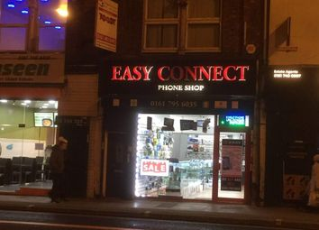 Thumbnail Retail premises for sale in Cheetham Hill Road, Manchester