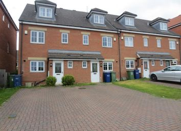 3 bed town house for sale in Radcliffe Close, St James Village, Gateshead NE8