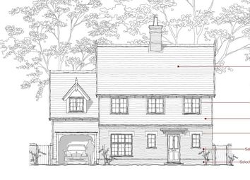 Thumbnail 4 bedroom detached house for sale in Cavendish Road, Clare, Suffolk