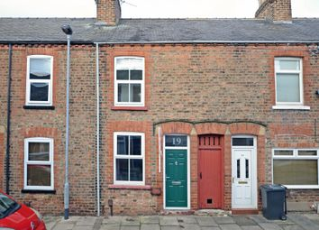 Thumbnail 2 bed terraced house to rent in Ash Street, York