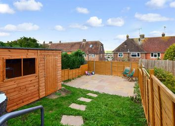 Thumbnail 2 bed flat for sale in Fernhurst Crescent, Hollingbury, Brighton, East Sussex