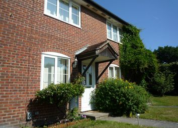 Thumbnail 1 bed town house to rent in Nightingale Close, Cove