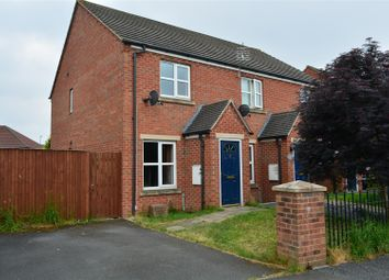 Thumbnail 2 bedroom semi-detached house to rent in Greyfriars Close, Scunthorpe