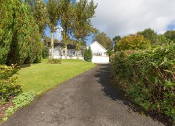 Thumbnail 4 bed detached bungalow for sale in Lomondbank, Tarbet, Arrochar, Argyll And Bute