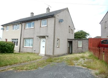 Thumbnail 3 bed semi-detached house for sale in Homewood Road, Whitehaven, Cumbria