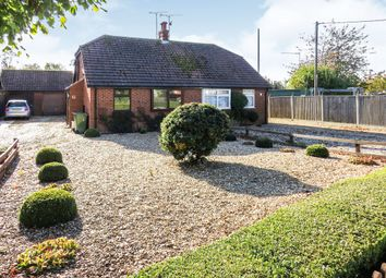 Thumbnail 2 bed semi-detached bungalow for sale in Jubilee Road, Heacham, King's Lynn