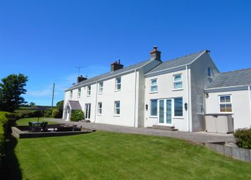 Thumbnail 5 bed property for sale in Tyrcoed Farm, Reynoldston, Gower
