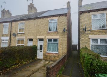 Thumbnail 2 bedroom end terrace house for sale in New Road, Woodston, Peterborough