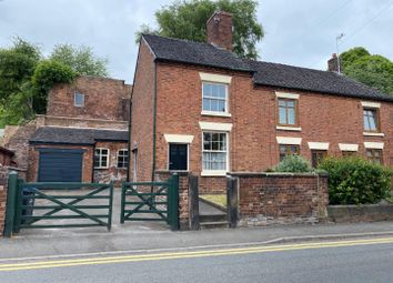 Thumbnail 1 bed property to rent in Queen Street, Cheadle, Stoke-On-Trent