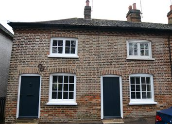 Thumbnail 2 bedroom end terrace house for sale in Wycombe End, Beaconsfield, Buckinghamshire