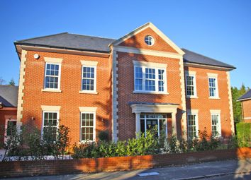 Thumbnail 5 bed detached house to rent in Snows Paddock, Windlesham, Surrey