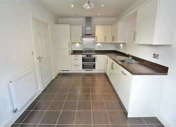 Thumbnail 4 bedroom town house to rent in Heston Walk, Oxley Park, Milton Keynes