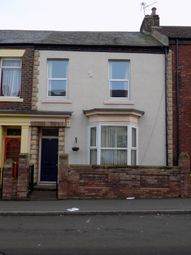 Thumbnail 3 bedroom terraced house to rent in Gray Road, Hendon, Sunderland